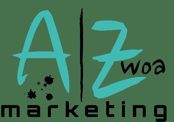 AZwoa Marketing Logo