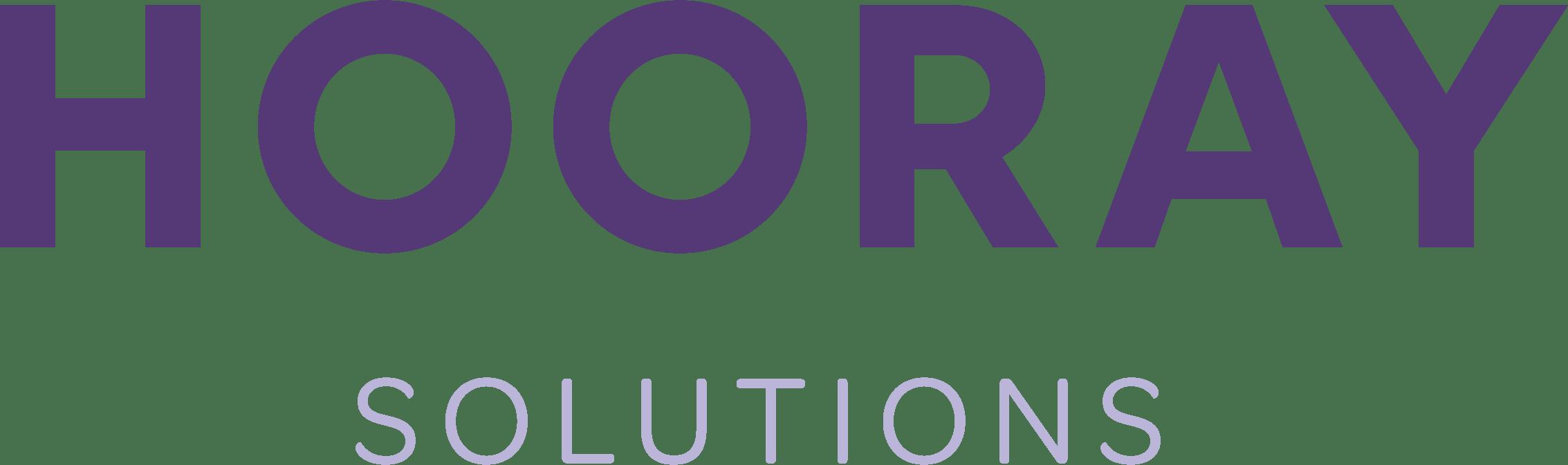 Logo Hooray Solutions